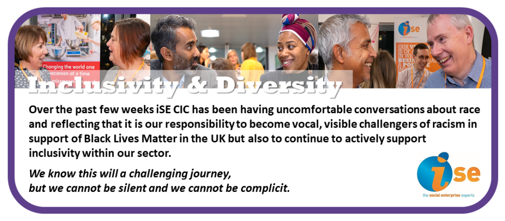 iSE Inclusivity and Diversity STATEMENT June 2020